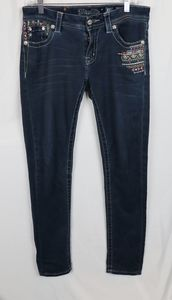 Miss Me Jeans Skinny Size 29